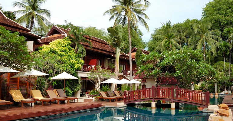 Ten Fantastic Vacations In Luxury Resorts
